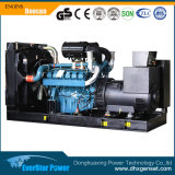 500kVA Silent Diesel Generator Powered da Doosan Engine P180le