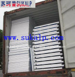 Roof와 Wall를 위한 확장된 Polystyrene /EPS Sandwich Panel