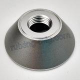 Fijne Oppervlakte 6082 die Aluminium CNC Machinaal bewerkend Deel voor de Producten van Duitsland draait