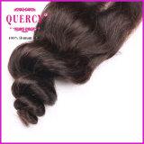 Slacciare le chiusure brasiliane dei capelli di colore dell'onda del Virgin naturale di formato 3.5X4