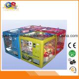 Máquinas expendedoras de la mini del cubo de la grúa de la máquina grúa de la garra para la venta