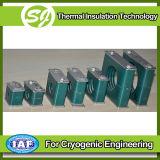 Braçadeira de tubulação plástica com resistência da baixa temperatura