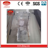 Einzelne Umhüllung-Aluminiumformenpanel-Lichtbogen-Platten-hyperbolisches Blatt (Jh150)