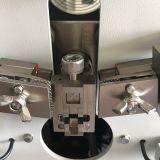 Reißverschluss-Plättchen-Befestigungsteil-Prüfvorrichtung