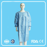 Pun¢o que hace punto del vestido quirúrgico de la alta calidad de China o pun¢o elástico