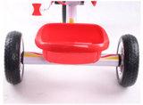 赤ん坊の三輪車3の車輪の子供のバイクのペダルの三輪車