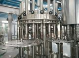 Очищенная машина воды разливая по бутылкам для вполне производственной линии