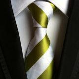 Relations étroites en gros tissées en soie de coutume d'hommes de qualité (A387)