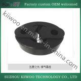 Le parti della gomma di silicone hanno modellato la guarnizione e le parti speciali