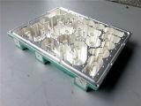 Pièces de usinage de commande numérique par ordinateur d'aluminium de précision de composants usinées par coutume
