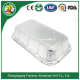 베스트셀러 Pollution Free Factory Stock Full Sizes Aluminium Material 및 Food Use Disposable Aluminium Foil Container