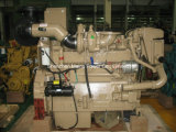 550HP Cumminsのボートの手前側にあるモーターのための海洋のディーゼル機関モーター