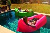 3 Jahreszeit Ripstop Nylongewebe-aufblasbares Schlafen gelegter Beutel, Couch-Bett, Kneipe-aufblasbarer Luft-Schlafsack