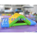 Matériel de flottement gonflable de stationnement de l'eau, jeux gonflables géants de l'eau pour l'adulte