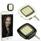 New Universal Mini 16 LED Selfie Flashlight for Phones, Cameras