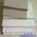 Sale 최신 수단 Market Used Nature Red Oak Veneer MDF 1220*2440*17mm
