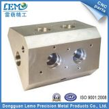 Части латуни точности подвергли механической обработке CNC, котор для оптических инструментов (LM-1982A)