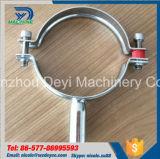 Санитарная решетка трубы штуцера трубы нержавеющей стали