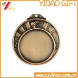 Kundenspezifische Metallmünze für Handels-Geschenk (YB-LY-C-38)