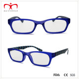 Heißes Sales Plastic Ladys Reading Glasses mit Stripe Pattern (WRP507251)