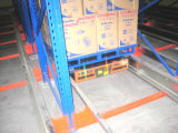 Doppelventilkegel Pallet Racking durch Steel Material