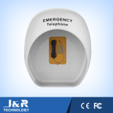 Cabina di telefono, cabina di telefono robusta, cabina di telefono acustica, cabina di telefono acustica della vetroresina
