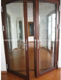 Aluminum Casement Doorと新式