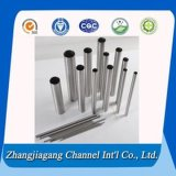 Tubo di titanio dello scambiatore di calore di ASTM B338 Gr1