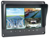 7 Inch Color Monitor Rear View Monitor mit Digitalkamera