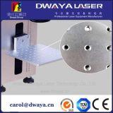 máquina de la marca del laser de la fibra del CNC del carácter de 2m m