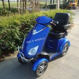 Vélo électrique à quatre roues pour les personnes âgées et handicapées