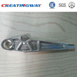 Le zinc en aluminium des pièces de moulage mécanique sous pression/bâti de précision