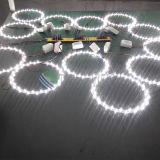 Asamblea de aluminio del PWB para la luz del forro del LED con vida útil larga