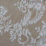 Voile di nylon Mesh Lace per Garments Accessories e Dress Gown