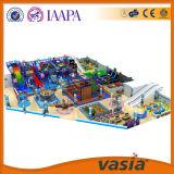 2016 Qualitäts-heiße Verkaufs-Kind-Innenspielplatz mit Ozean-Thema En1176, Cer