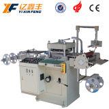 Automatischer Papierbildschirm-Schoner-Scherblock-stempelschneidene Maschine