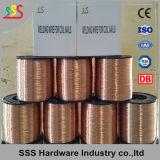 Ring-Nagel-Schweißens-Draht-Kupfer beschichtete Drähte galvanisierten Schweißens-Draht für Ring-Nägel
