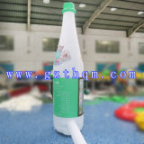 巨大なAdvertizing Inflatable BottleかColor Printing Advertizing Inflatable Bottle