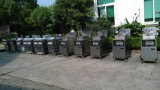 Fabricante chinês elétrico da frigideira da pressão de Pfe-600L (ISO do CE)