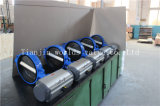 Клапан-бабочка вафли пневматического привода при одобренный ISO Ce (D67X-10/16)
