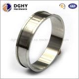A elevada precisão personalizou as peças de alumínio de trituração do CNC feitas em China