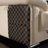 Il sofà moderno del cuoio del salone ha impostato con il Chaise (833)
