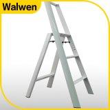 De Prijs die van de fabriek de Ladder van de Stap van het Aluminium van het Huishouden vouwen