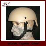 Airsoft Mich 2001년 유리 섬유에 의하여 강화되는 헬멧 FRP 전술상 헬멧 Wargame 헬멧