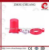 Fechamento da válvula de porta do plugue para o cadeado, apropriado para o diâmetro da válvula sob 22mm