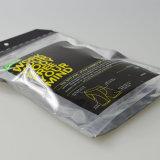 Wiederversiegelbarer Gravüre-Drucken-Mann-Plastiktasche-mit Reißverschlussriß kerbt Unterwäsche-verpackenbeutel-Aluminiumfolie-Beutel ein