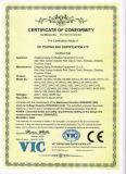 Стенд вертикальных воздушных потоков Desktop чистый с нержавеющей сталью (VD-650)