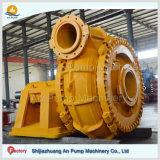 Bomba de arena centrífuga resistente grande del motor diesel de la explotación minera