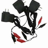AC aan gelijkstroom 5V 9V 12V 1A/2A Wall Charger Power Supply Switching Adapter 5.5 X 2.1mm