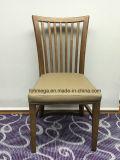 단단한 나무 연회 홀 높은 뒤 의자 (FOH-BCC43)